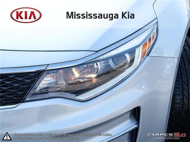 2017 Kia Optima LX+ (Stk: 2103P) in Mississauga - Image 9 of 26