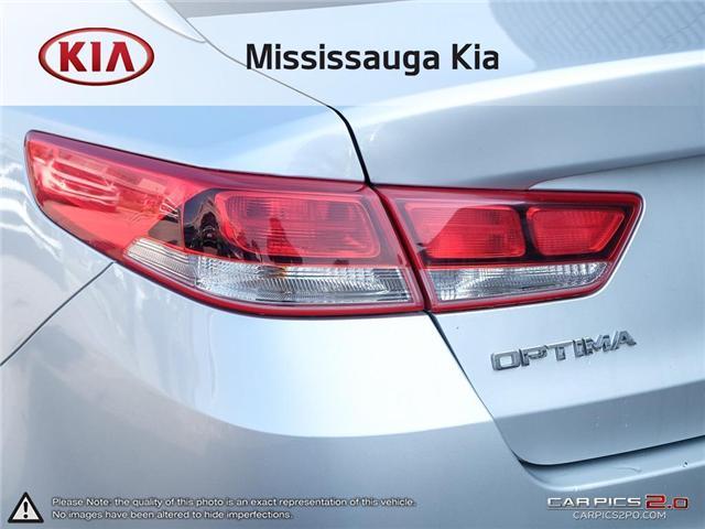 2017 Kia Optima LX+ (Stk: 2103P) in Mississauga - Image 11 of 26