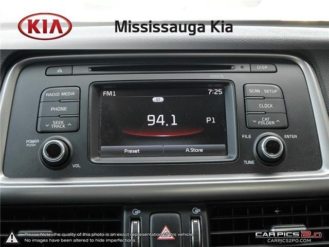 2017 Kia Optima LX+ (Stk: 2103P) in Mississauga - Image 20 of 26