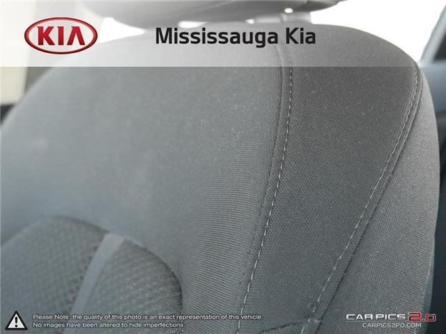 2017 Kia Optima LX+ (Stk: 2103P) in Mississauga - Image 23 of 26