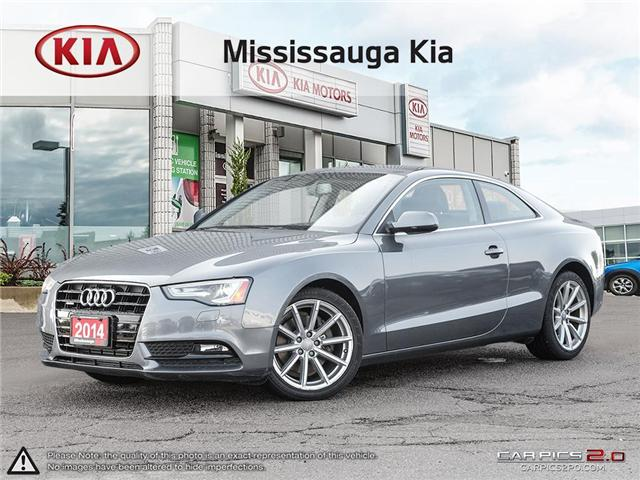 2014 Audi A5 2.0 Progressiv (Stk: 5728P) in Mississauga - Image 1 of 30