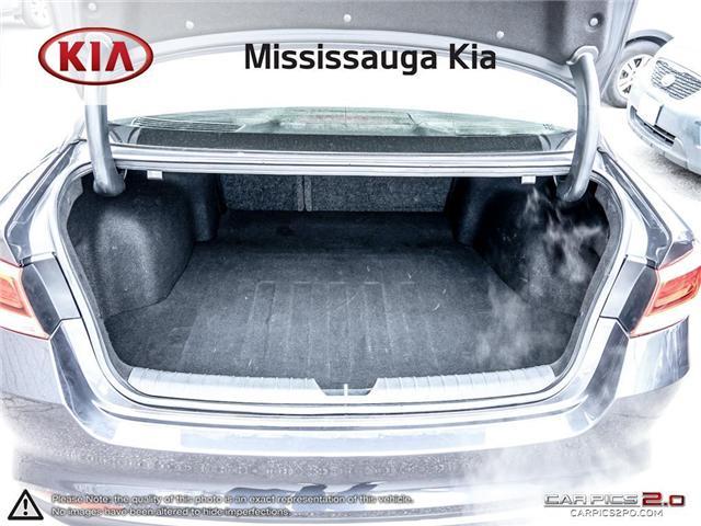 2017 Kia Optima LX+ (Stk: 6708P) in Mississauga - Image 11 of 27