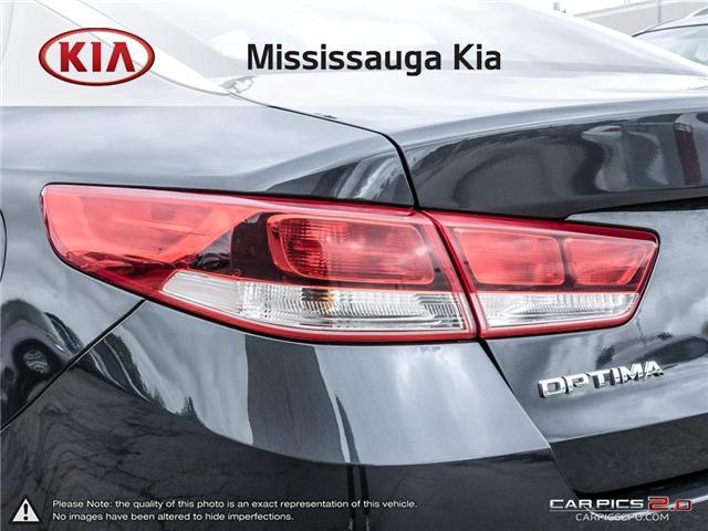 2017 Kia Optima LX+ (Stk: 6708P) in Mississauga - Image 12 of 27