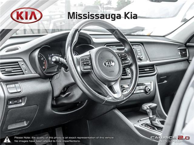 2017 Kia Optima LX+ (Stk: 6708P) in Mississauga - Image 13 of 27