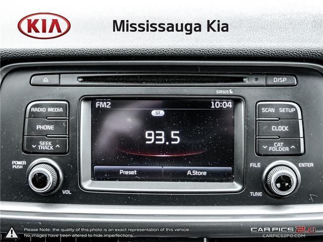 2017 Kia Optima LX+ (Stk: 6708P) in Mississauga - Image 21 of 27