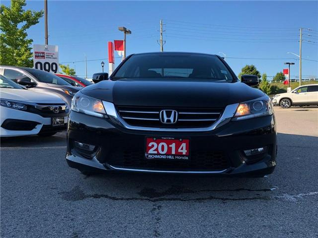 2014 Honda Accord Sport (Stk: 2033P) in Richmond Hill - Image 2 of 18
