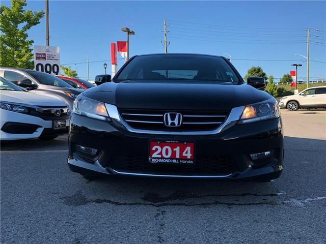 2014 Honda Accord Sport (Stk: 2033P) in Richmond Hill - Image 2 of 18
