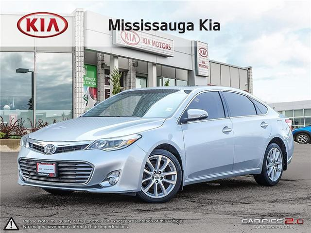 2013 Toyota Avalon Limited (Stk: 9832P) in Mississauga - Image 1 of 30