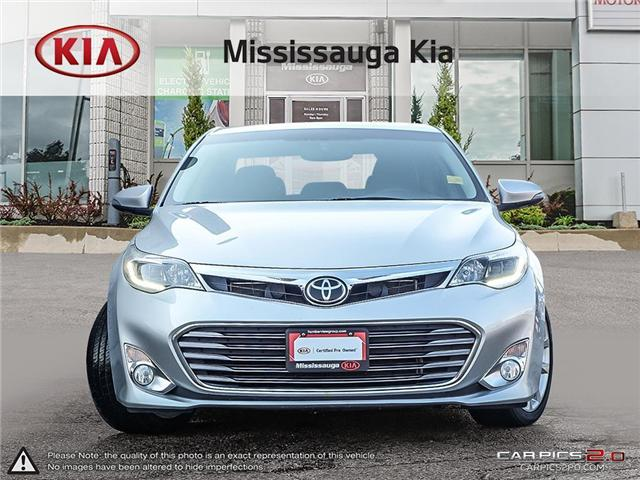 2013 Toyota Avalon Limited (Stk: 9832P) in Mississauga - Image 2 of 30