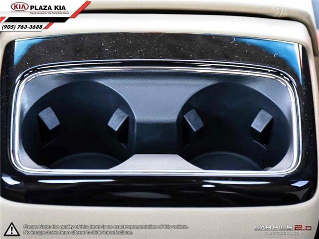 2017 Kia Sedona SXL+ (Stk: 3350) in Richmond Hill - Image 30 of 33