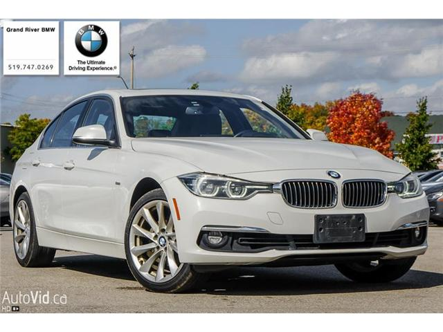 2016 BMW 328i xDrive (Stk: 34067A) in Kitchener - Image 1 of 22