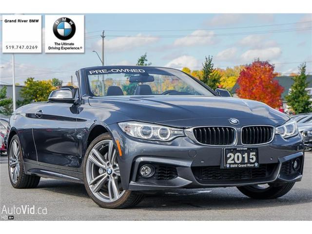 2015 BMW 435i xDrive (Stk: PW4600) in Kitchener - Image 1 of 21