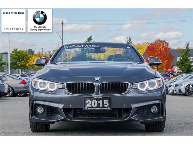 2015 BMW 435i xDrive (Stk: PW4600) in Kitchener - Image 2 of 21