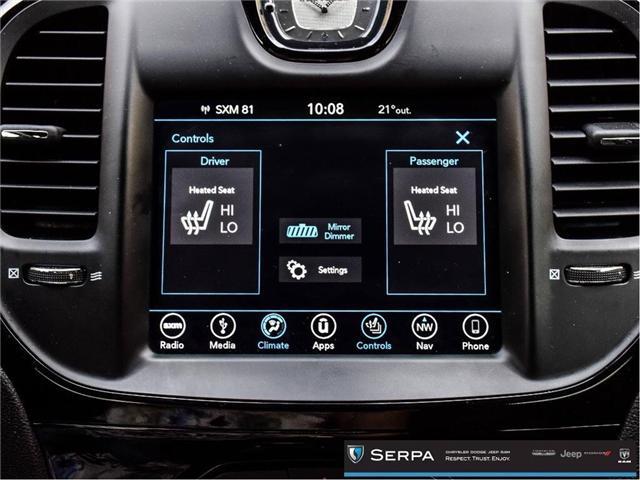2018 Chrysler 300 S (Stk: P9091) in Toronto - Image 22 of 27
