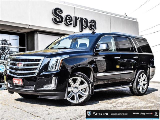 2016 Cadillac Escalade Luxury Collection (Stk: P9086) in Toronto - Image 1 of 30