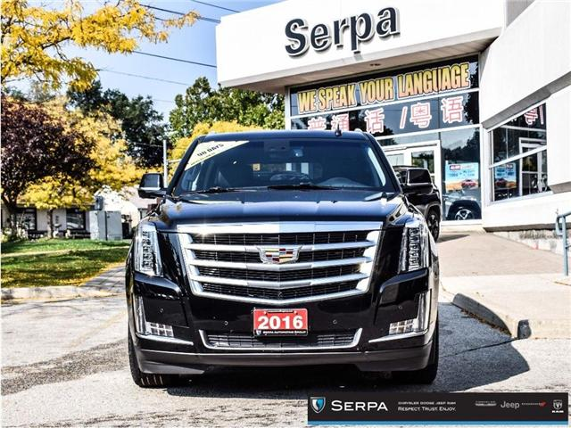 2016 Cadillac Escalade Luxury Collection (Stk: P9086) in Toronto - Image 2 of 30