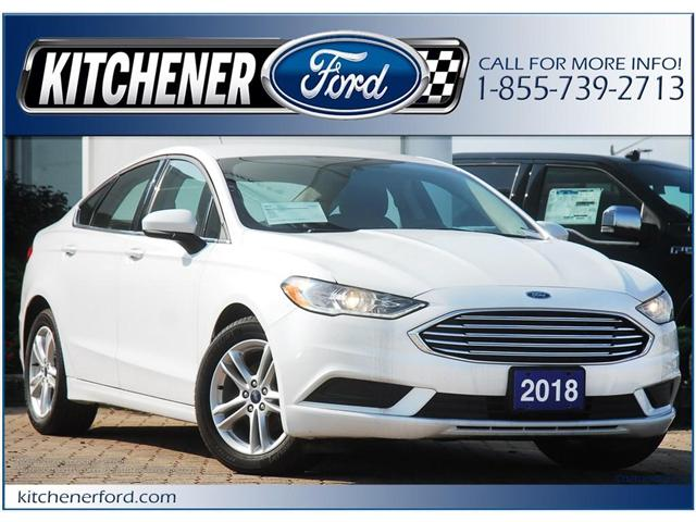 2018 Ford Fusion SE (Stk: 144460R) in Kitchener - Image 1 of 18