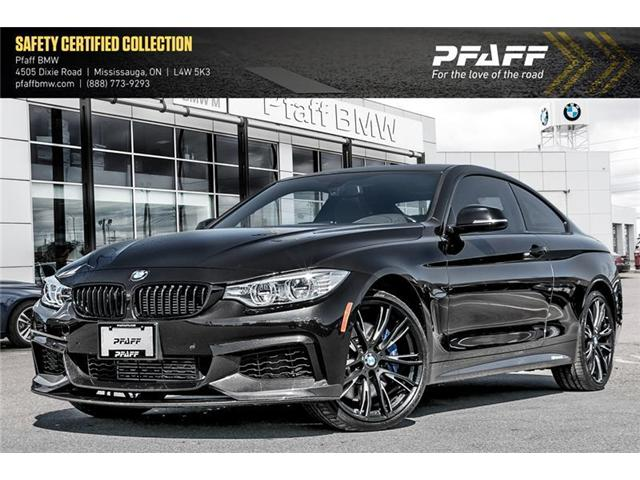 2015 BMW 435i xDrive (Stk: 20402A) in Mississauga - Image 1 of 18