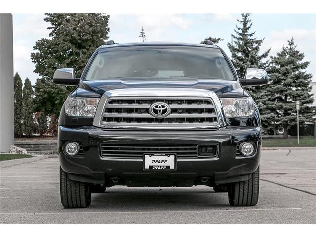 2016 Toyota Sequoia Platinum 5.7L V8 (Stk: 21035A) in Mississauga - Image 2 of 22