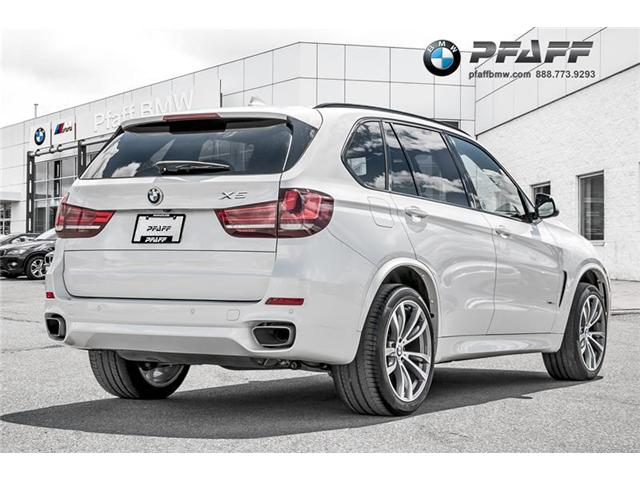 2018 BMW X5 xDrive35d (Stk: 21038A) in Mississauga - Image 2 of 20
