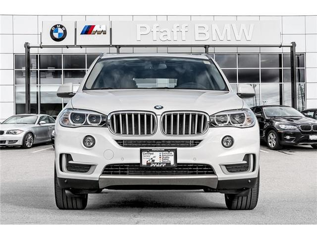 2016 BMW X5 xDrive35d (Stk: U5139) in Mississauga - Image 2 of 21