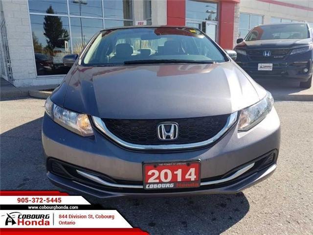 2014 Honda Civic LX (Stk: G1716) in Cobourg - Image 2 of 8