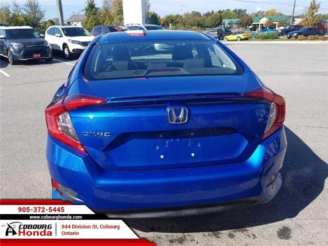 2017 Honda Civic EX-T (Stk: G1717) in Cobourg - Image 6 of 13