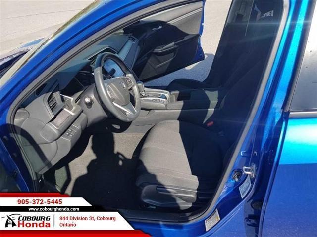 2017 Honda Civic EX-T (Stk: G1717) in Cobourg - Image 9 of 13