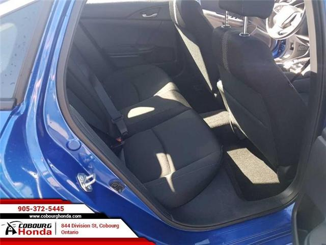 2017 Honda Civic EX-T (Stk: G1717) in Cobourg - Image 11 of 13
