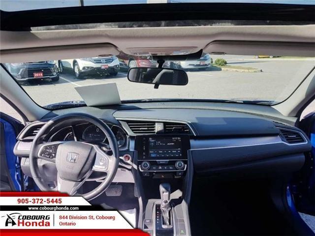 2017 Honda Civic EX-T (Stk: G1717) in Cobourg - Image 12 of 13