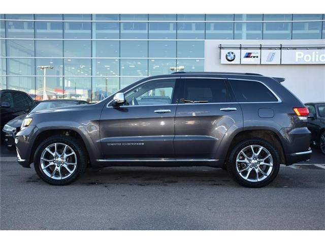 2016 Jeep Grand Cherokee Summit (Stk: 8D70256A) in Brampton - Image 2 of 14