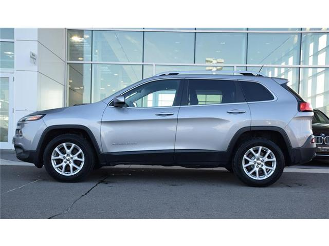 2015 Jeep Cherokee North (Stk: PW79250A) in Brampton - Image 2 of 14