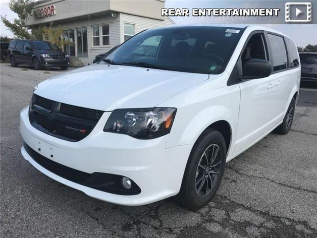 2019 Dodge Grand Caravan CVP/SXT (Stk: Y18381) in Newmarket - Image 1 of 20