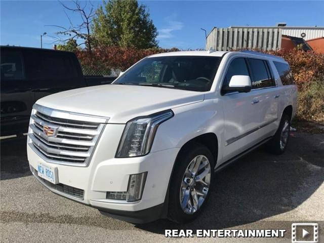 2018 Cadillac Escalade ESV Platinum (Stk: R402931) in Newmarket - Image 1 of 6