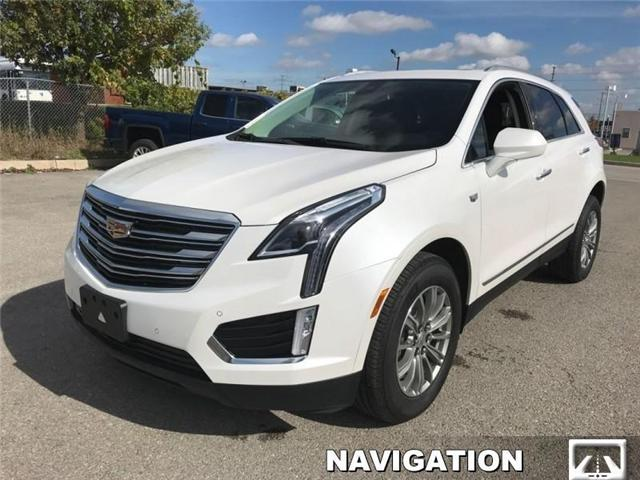 2018 Cadillac XT5 Luxury (Stk: Z230231) in Newmarket - Image 1 of 20
