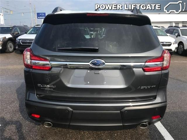 2019 Subaru Ascent Touring (Stk: S19111) in Newmarket - Image 4 of 21