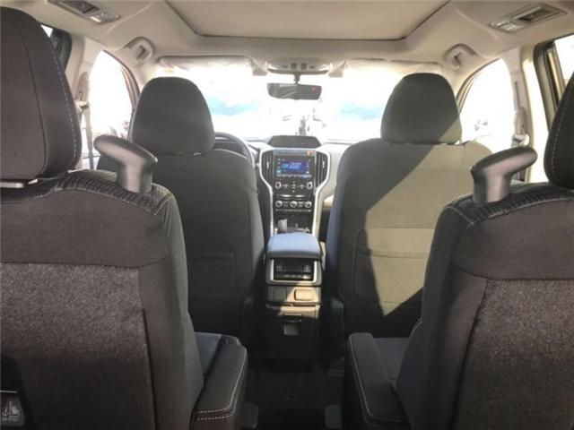 2019 Subaru Ascent Touring (Stk: S19111) in Newmarket - Image 11 of 21