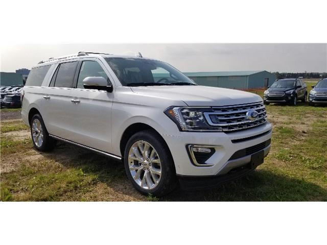 2018 Ford Expedition Max Limited (Stk: 18EN2489) in Unionville - Image 1 of 13