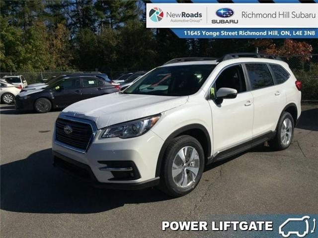 2019 Subaru Ascent Touring w/ Captains Chair (Stk: 32172) in RICHMOND HILL - Image 1 of 19