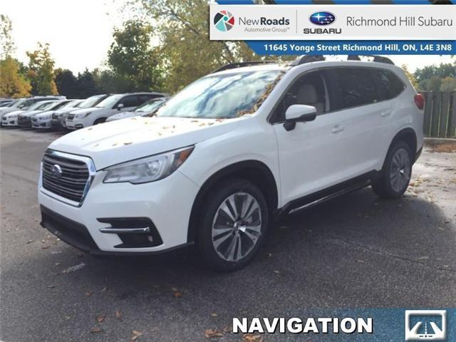 2019 Subaru Ascent Limited w/ Captains Chair (Stk: 32170) in RICHMOND HILL - Image 1 of 20