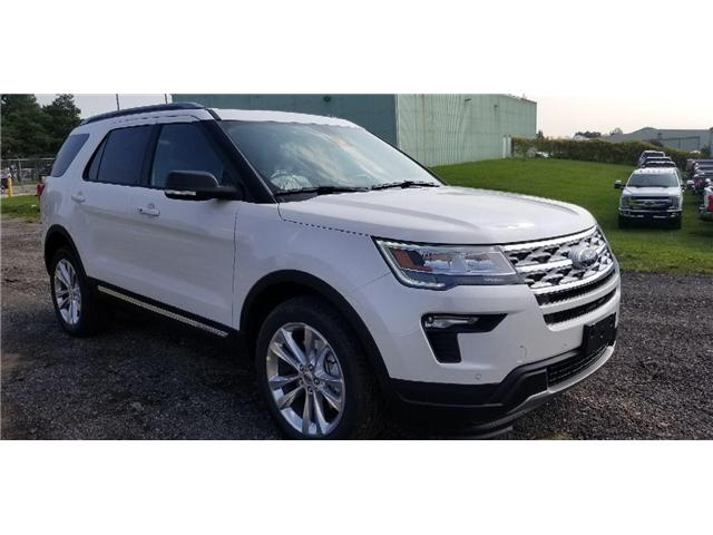 2019 Ford Explorer XLT (Stk: 19ER0189) in Unionville - Image 1 of 13
