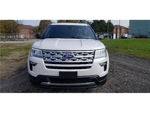 2019 Ford Explorer XLT (Stk: 19ER0189) in Unionville - Image 2 of 13