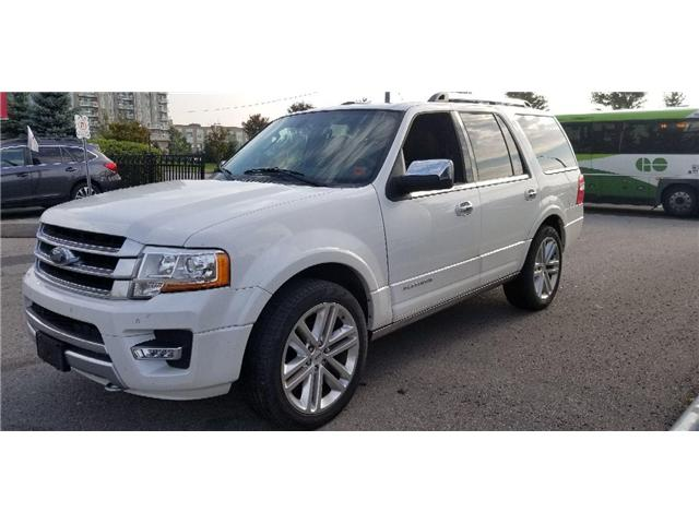 2016 Ford Expedition Platinum (Stk: 18EN2435A) in Unionville - Image 3 of 7
