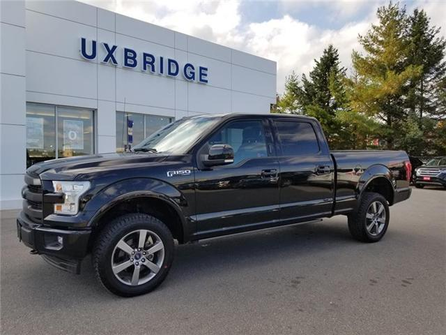 2017 Ford F-150 Lariat (Stk: OF18555A) in Uxbridge - Image 1 of 17