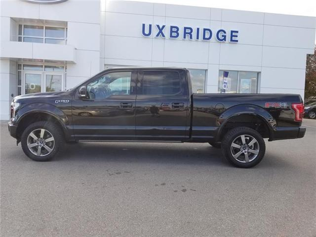 2017 Ford F-150 Lariat (Stk: OF18555A) in Uxbridge - Image 2 of 17