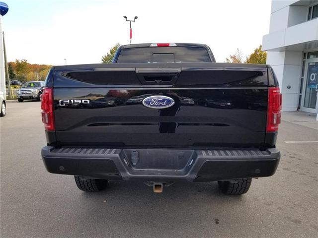 2017 Ford F-150 Lariat (Stk: OF18555A) in Uxbridge - Image 7 of 17
