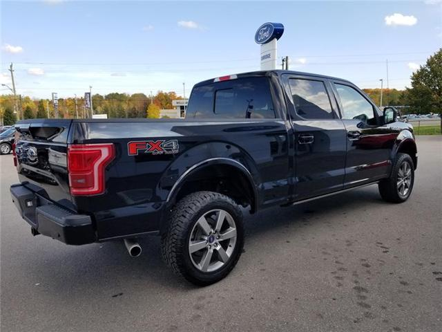 2017 Ford F-150 Lariat (Stk: OF18555A) in Uxbridge - Image 8 of 17
