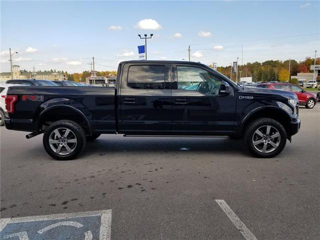 2017 Ford F-150 Lariat (Stk: OF18555A) in Uxbridge - Image 9 of 17