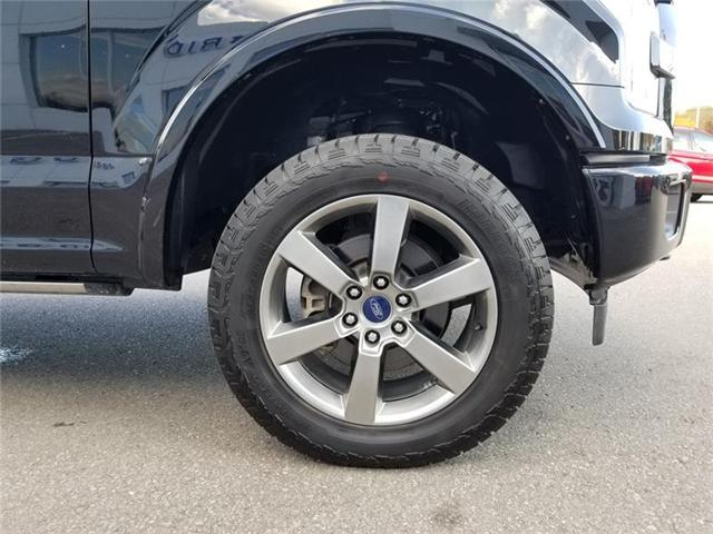 2017 Ford F-150 Lariat (Stk: OF18555A) in Uxbridge - Image 12 of 17
