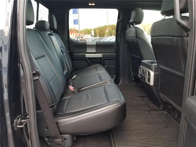 2017 Ford F-150 Lariat (Stk: OF18555A) in Uxbridge - Image 13 of 17